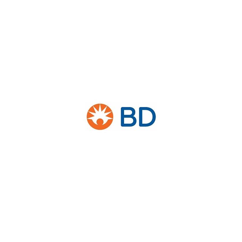 Jeringa BD 2 ml con aguja 23G 1. 100 unds