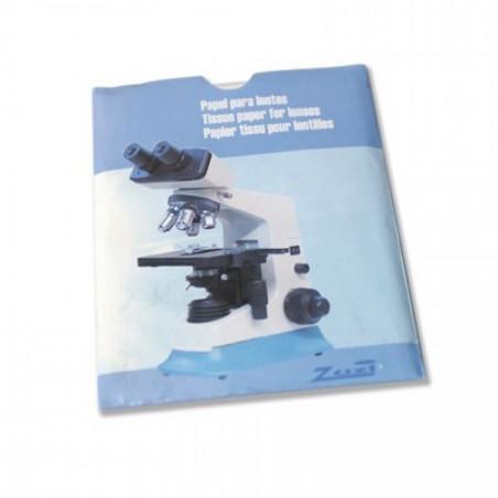 Objetivo acromático corto 40x