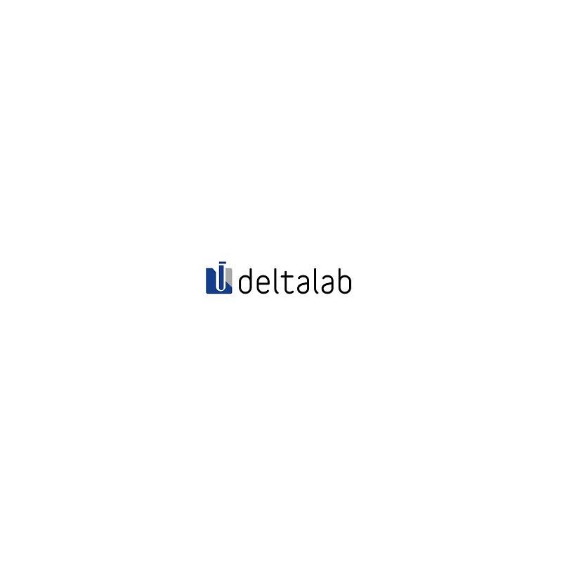 Archivo portaobjetos plástico rojo 450 uds. de 76x26 mm