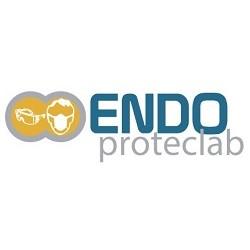 Bata desechable blanca. talla XL