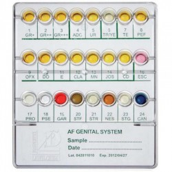 AF Genital System 20 test