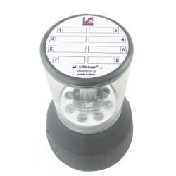 Agar m-cp filtracion  de 60 mm C/ 20 placas