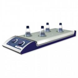 Agitador analógico con calefacción 10 puestos rslab-5c