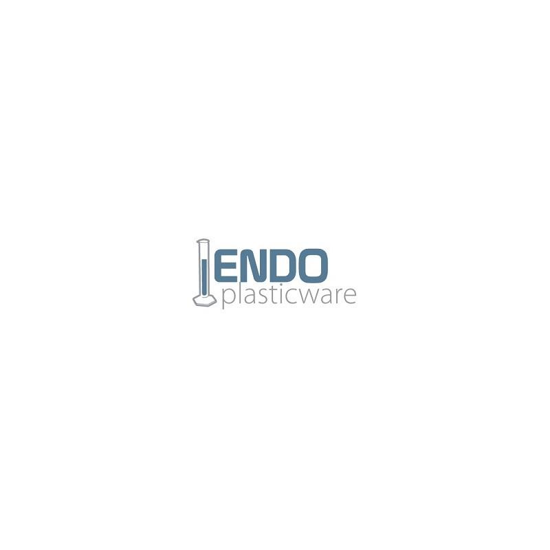 Casetes para biopsias con tapa. caja 250. verde