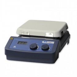 Agitador analógico con calefacción rslab-3c. vitro