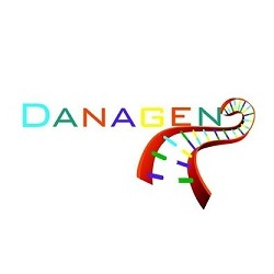 Danagene Plant DNA kit - 50 test - Kits para extraccion de ADN a partir de plantas. 50 extracciones