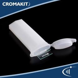 Tubo centrífuga protec.luz lpt 15 ml estéril c/10x50 unds.