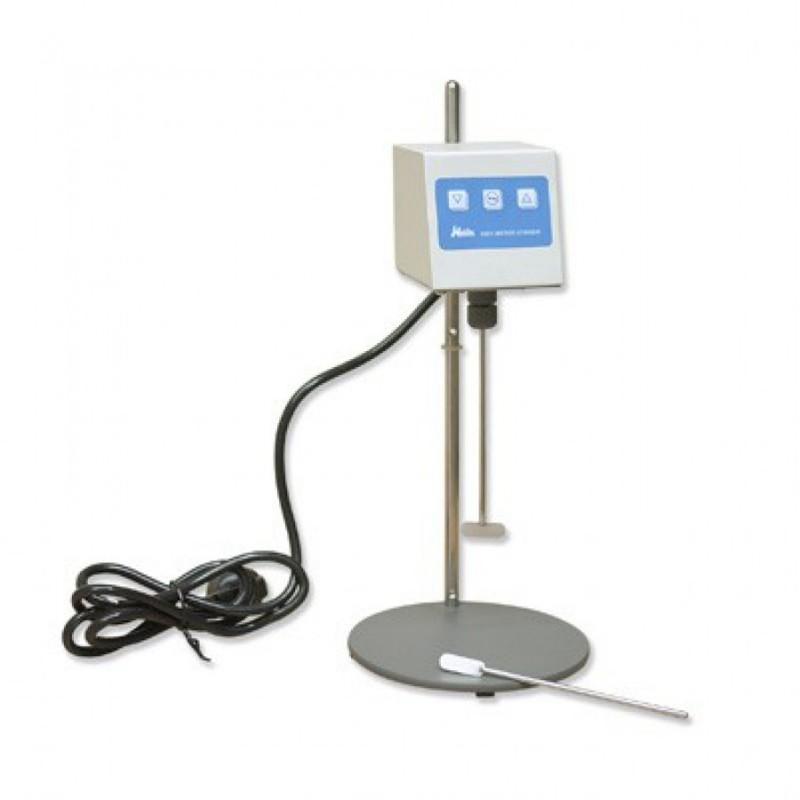 Agitador digital con calefacción rslab-4c. vitro