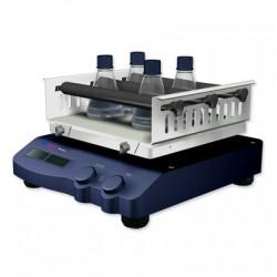 Agitador digital con calefacción rslab-11c. plástico