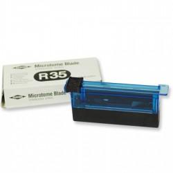 Cubetas macro 4 caras ópticas UV PMMA Caja de 100 Unds