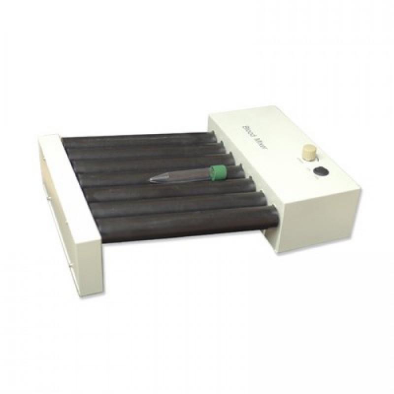 Agitador rotativo multipos. rslab-9. disco