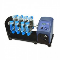Agitador rotatorio multiposición rslab-9. asador
