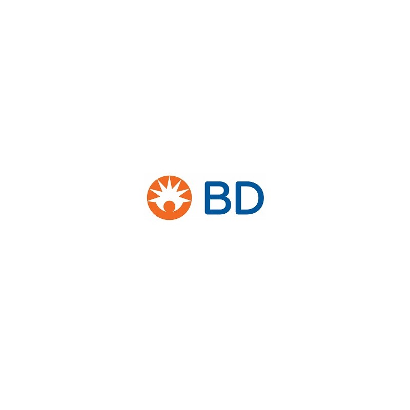 Agujas BD 0.7x30 mm 22G 1 1/4 caja de 100 unds